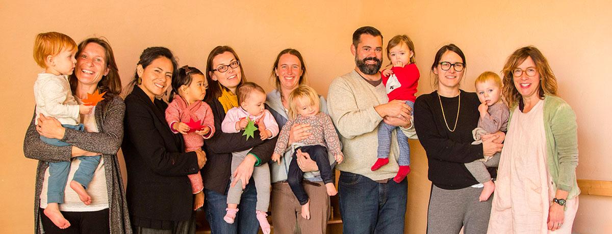 A community of new parents